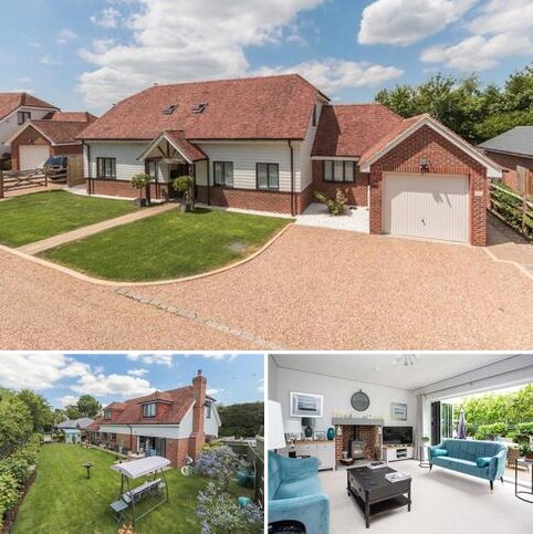 4 bedroom detached house for sale - A perfect low maintenance home