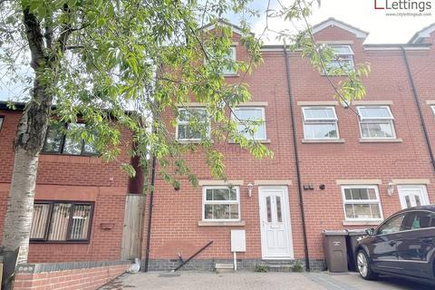 4 bedroom terraced house to rent - Eland Street, Basford