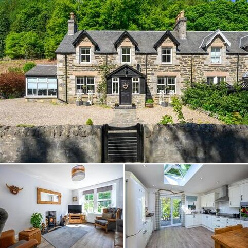 3 bedroom house for sale - 2 Craighulan Cottage, Pitlochry, Perthshire, PH16