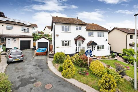 3 bedroom semi-detached house for sale - Moor View Drive, Teignmouth