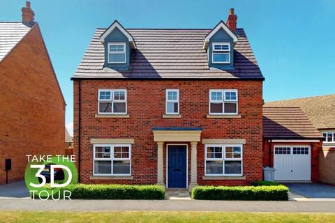 5 bedroom detached house for sale - Culpepper Way, Stamford