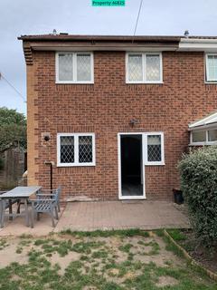 3 bedroom semi-detached house to rent - 4 Gideon Close, Birmingham, B25
