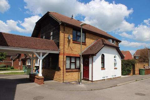 1 bedroom terraced house for sale - The Ridings, Paddock Wood