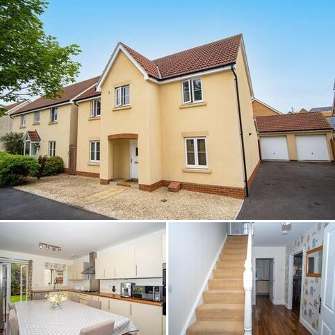 4 bedroom detached house for sale - The Finches, Portishead
