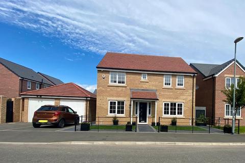 4 bedroom detached house for sale - Wentworth Way, Ashington, Northumberland, NE63 9GD