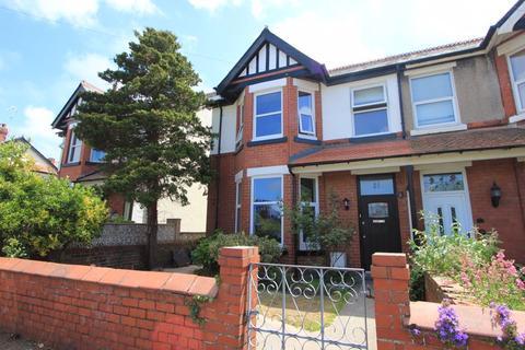 3 bedroom semi-detached house for sale - Llannerch Road West, Rhos on Sea