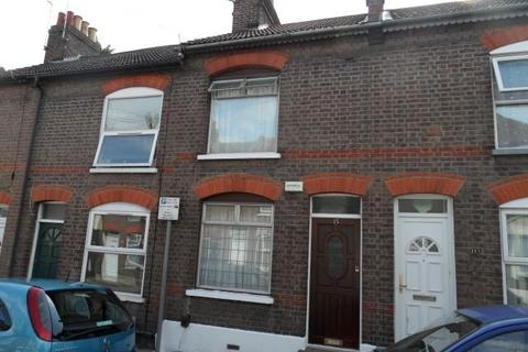 2 bedroom terraced house to rent - Ashton Road, Luton, Beds, LU1 3QE