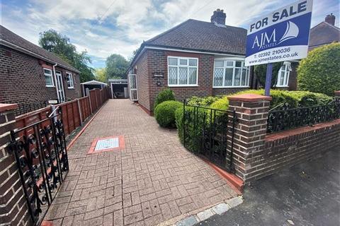 2 bedroom semi-detached bungalow for sale - Grove Road, Drayton, Portsmouth, Hampshire, PO6 1PT