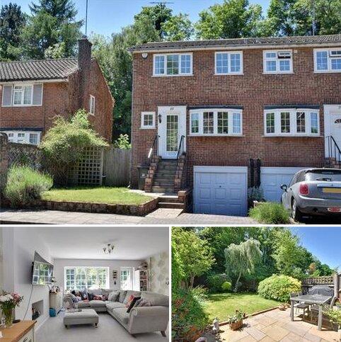 3 bedroom end of terrace house for sale - Lower Camden, Chislehurst, BR7