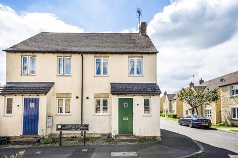 2 bedroom semi-detached house for sale - Cedar Road, Carterton, Oxfordshire OX18