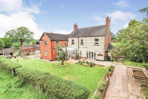 5 bedroom detached house for sale - Stanley Road, Stanley Moor, ST9