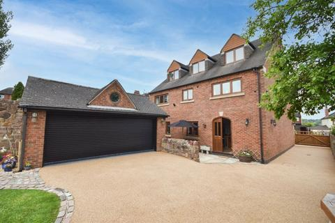 5 bedroom detached house for sale - Eastwood House, Woodland Avenue, Norton Green, Stoke-On-Trent