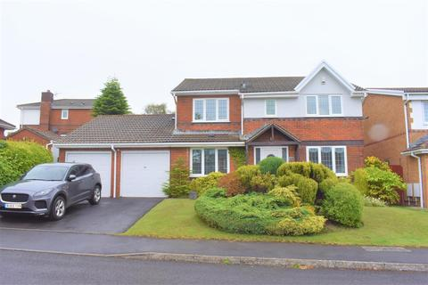 3 bedroom detached house for sale - Heol Ysgawen, Tycoch, Swansea