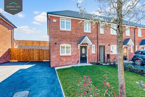 3 bedroom terraced house to rent - George Dingley Close, Cheshire