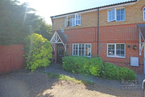 2 bedroom end of terrace house for sale - Coalport Close, Church Langley