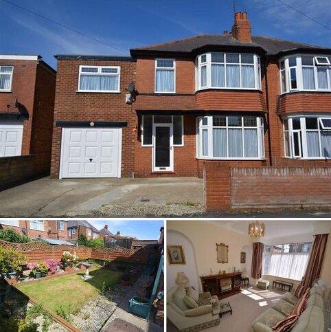 4 bedroom semi-detached house for sale - St. Andrew Road, Bridlington, East Yorkshire, YO16
