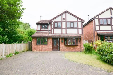 3 bedroom detached house for sale - Heathlea, Hindley Green, Wigan, WN2 4TZ