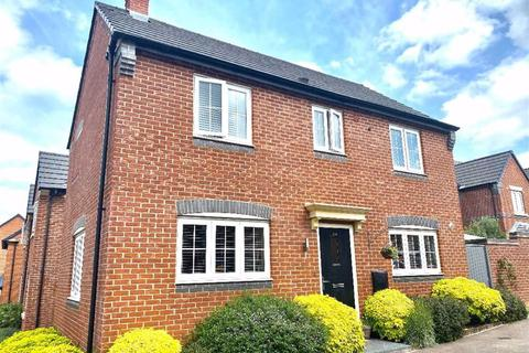 3 bedroom detached house for sale - Cardinal Drive, Burbage