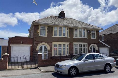 3 bedroom semi-detached house for sale - Somerset Road East, Barry