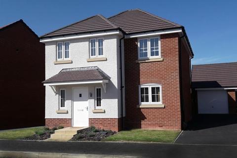 3 bedroom detached house for sale - Plot 163, The Pebworth, Charters Gate, Castle Donington DE74 2JG