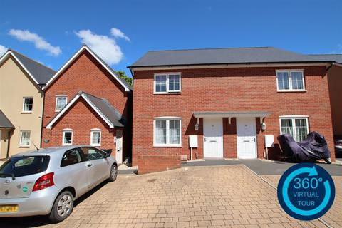 3 bedroom semi-detached house for sale - 45% Shared Ownership - Old Park Avenue, Hillside Gardens, Exeter