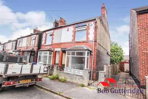 3 bedroom semi-detached house to rent - Catherine Street, May Bank, Newcastle, Staffs