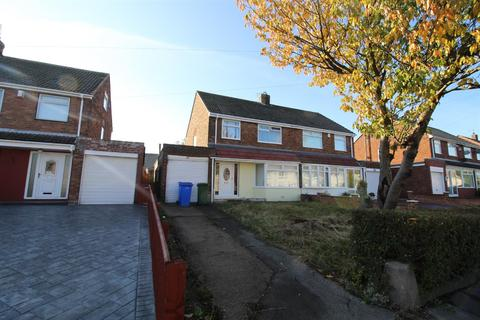 3 bedroom semi-detached house to rent - Tynedale Drive, Blyth