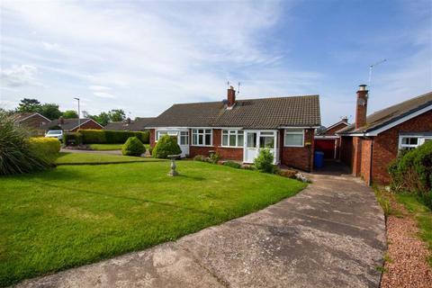 2 bedroom bungalow for sale - Cornwall Avenue, Tweedmouth, Berwick-upon-Tweed, TD15