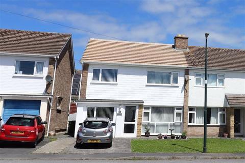 3 bedroom semi-detached house for sale - Heol Alun, Aberystwyth, Ceredigion, SY23