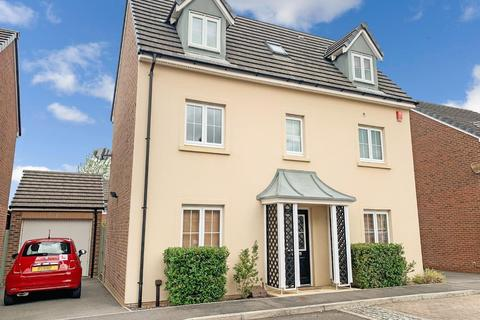 4 bedroom detached house for sale - Vaughan Crescent, Pontarddulais, Swansea