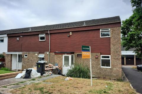 3 bedroom terraced house for sale - Flaxlands Court, Lings, Northampton, NN3