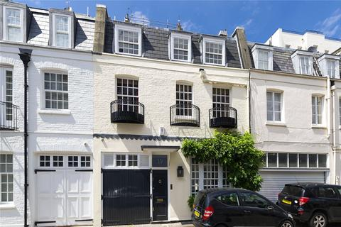 3 bedroom terraced house for sale - Eaton Mews North, London, SW1X