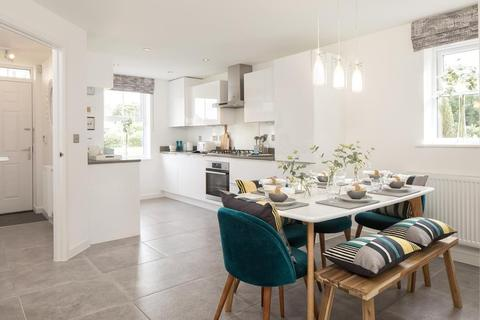 3 bedroom semi-detached house for sale - Plot 201, Ashurst Special at Nerrols Grange, Stoney Furlong, Taunton, TAUNTON TA2