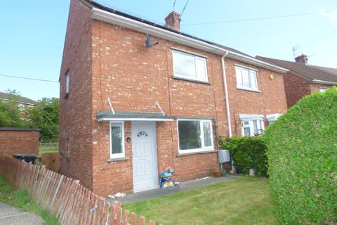 2 bedroom semi-detached house for sale - Waverley Avenue, Bedlington, Northumberland, NE22 5HG