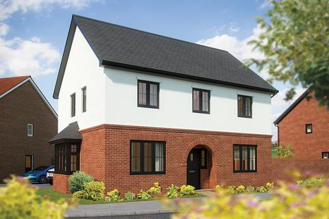 4 bedroom detached house for sale - Plot The Chestnut 108, The Chestnut at Hampton Water, Hampton Water, Greenfield Way (Off Beeby's Way), Braymere Road, Peterborough PE7