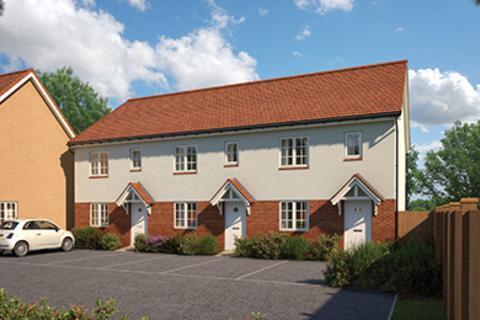 3 bedroom semi-detached house for sale - Plot The Magnolia 009, The Magnolia at Cherry Fields, Cherry Fields, Mead Park, Bickington EX31
