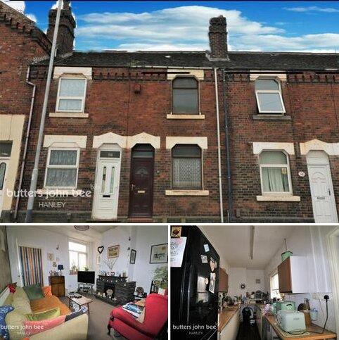2 bedroom terraced house for sale - Stoke-On-Trent ST6 2