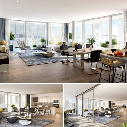 3 bedroom apartment for sale - Plot 33, The Tannery New Build Collection at Bermondsey, 58 Grange Road, Bermondsey, London SE1