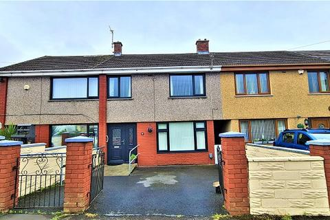 3 bedroom terraced house for sale - Heol Dynys, Ravenhill, Swansea, City And County of Swansea.