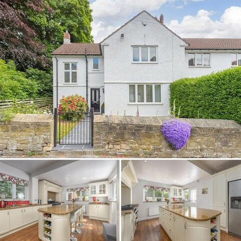 3 bedroom end of terrace house for sale - School Close, Morpeth, Northumberland, NE61