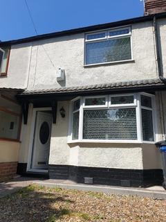 2 bedroom terraced house to rent - West Avenue, Warrington, WA2