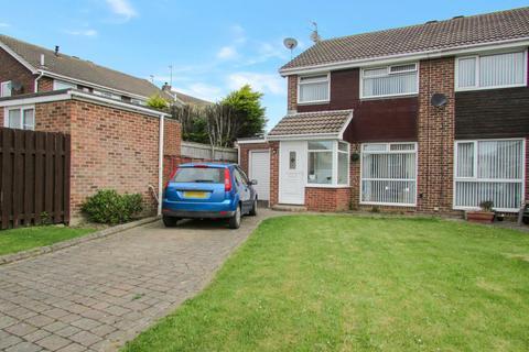 3 bedroom semi-detached house for sale - Augustus Drive, Bedlington, Northumberland, NE22 6LE