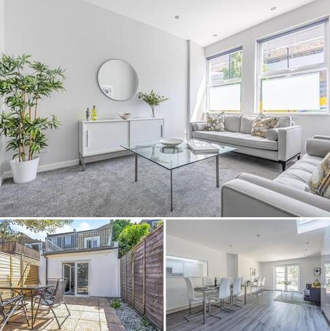 3 bedroom terraced house for sale - Mandrell Road, Brixton