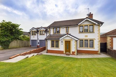 5 bedroom detached house for sale - Ty'n-Y-Coedcae, Waterloo, Machen. CF83 8LY