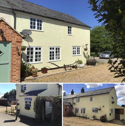 3 bedroom cottage for sale - Hail Weston, St Neots PE19
