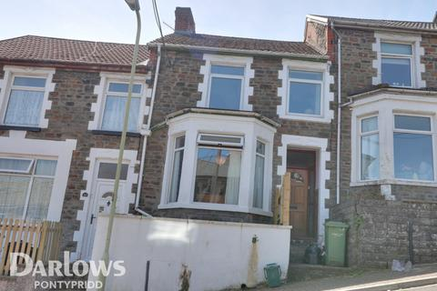 4 bedroom terraced house for sale - Stow Hill, Pontypridd