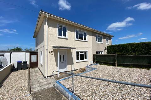 3 bedroom semi-detached house to rent - Sussex Road, Salisbury SP2 8HJ