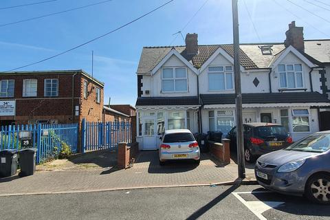3 bedroom end of terrace house to rent - Rogers Road, Ward End