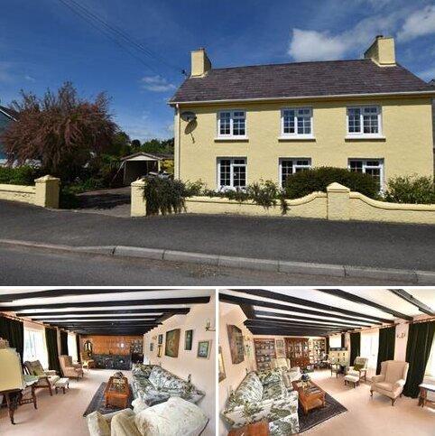 3 bedroom detached house for sale - Pentrecagal, Newcastle Emlyn, Ceredigion SA38 9HT