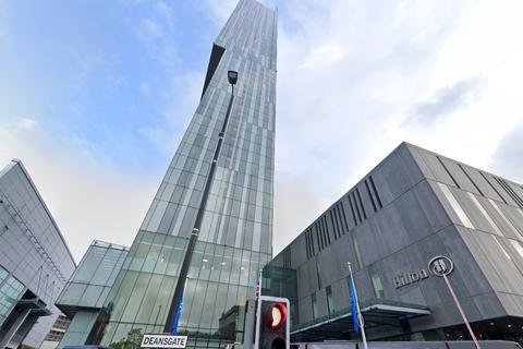 1 bedroom apartment to rent - Beetham Tower, Manchester, M3 4LT